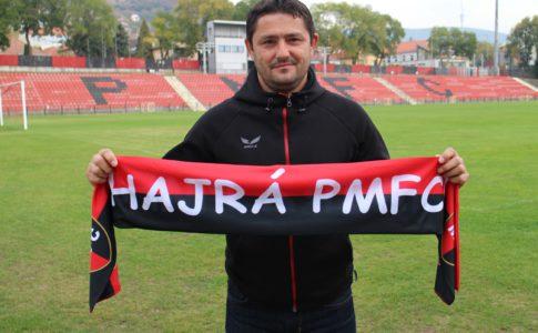 Vas László a PMFC megbízott edzője