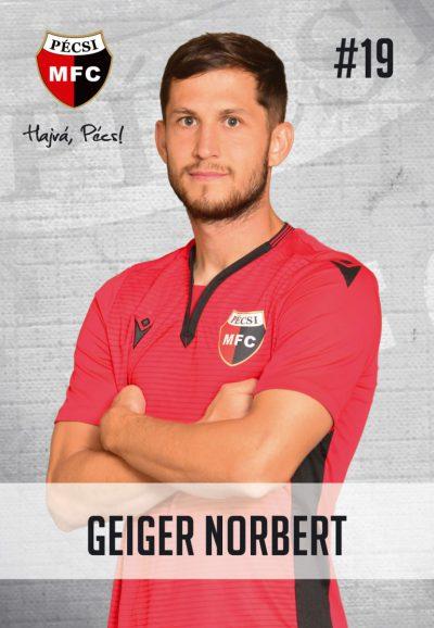 Geiger Norbert